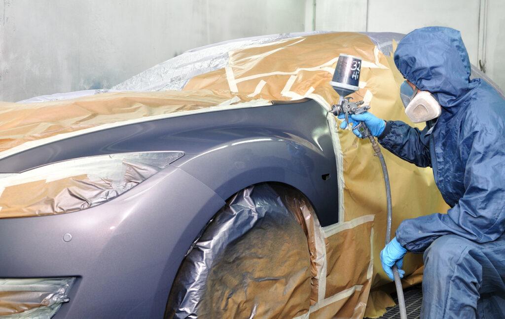 Car Paint Repair Los Angeles