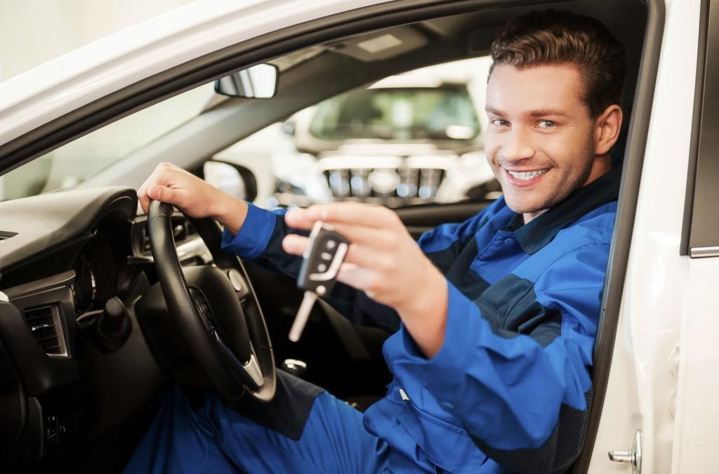 Auto Body Repair Service Los Angeles