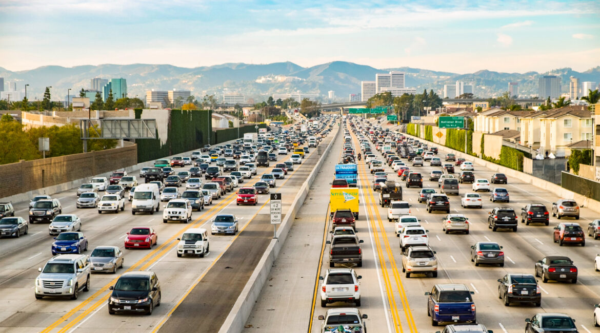 Los Angeles Traffic Safety Tips